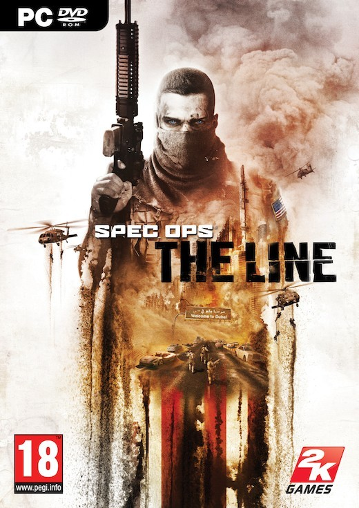 Spec Ops-The Line