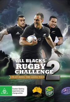 Rugby Challenge 2