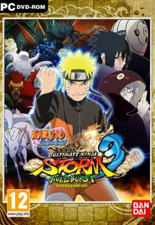 Ultimate Ninja Storm 3: Full Burst