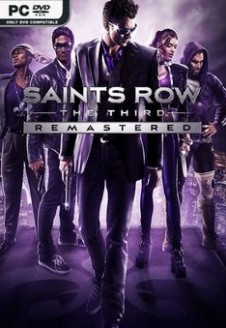 Saints Row 3 The Third Remastered