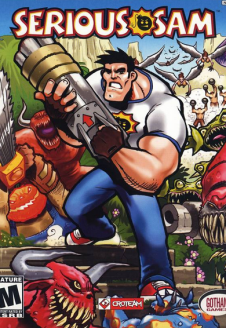 Serious Sam Anthology