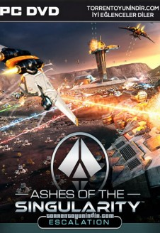 Ashes of the Singularity: Escalation – Inception