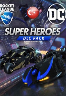 Rocket League – DC Super Heroes