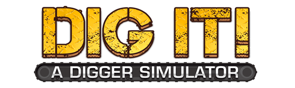 DIG IT! - A Digger Simulator  üst