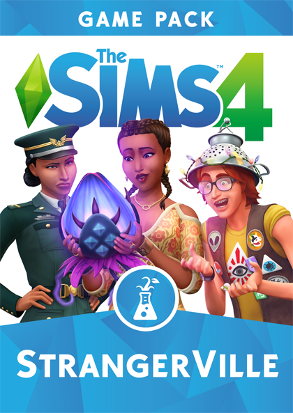 [Resim: The_Sims_4_Strangerville_Cover.png]