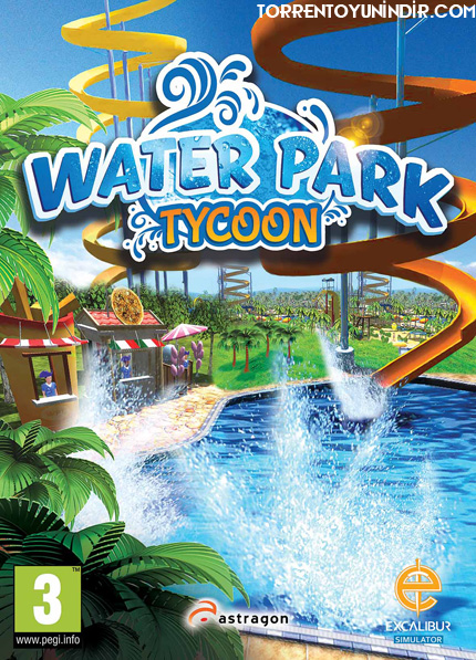 Waterpark Tycoon  2014 torrent indir