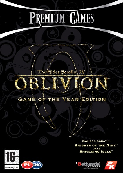 THE ELDER SCROLLS 4: OBLIVION  full torrent indir