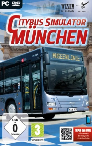 CITY BUS SIMULATOR MUNICH torrent full indir